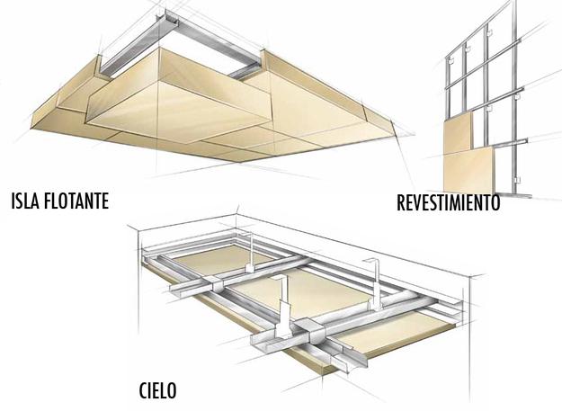 Placa de Viruta de madera Heradesign®
