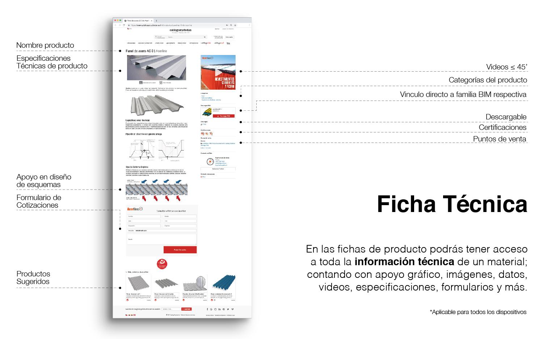 Catalogo Arquitectura