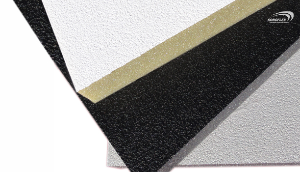 Pro Liso con PU - Fonoabsorbente