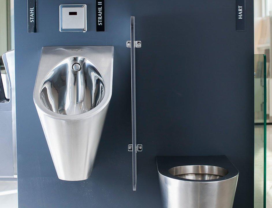 Productos de baño en Acero Inoxidable