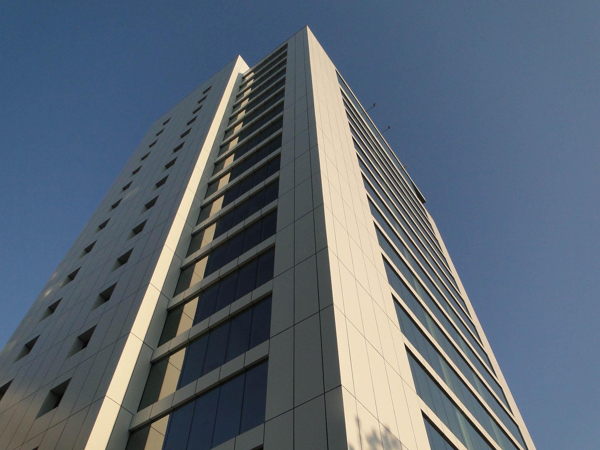 Proyecto Edificio Badajoz