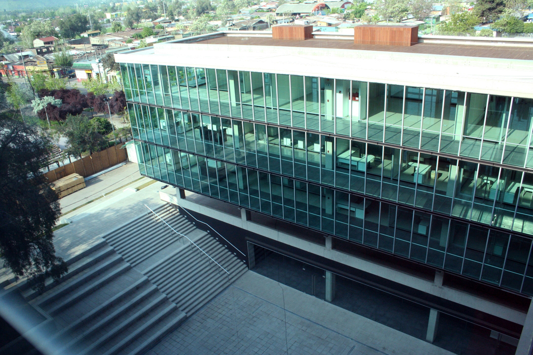 Proyecto Edificio Consistorial de Recoleta