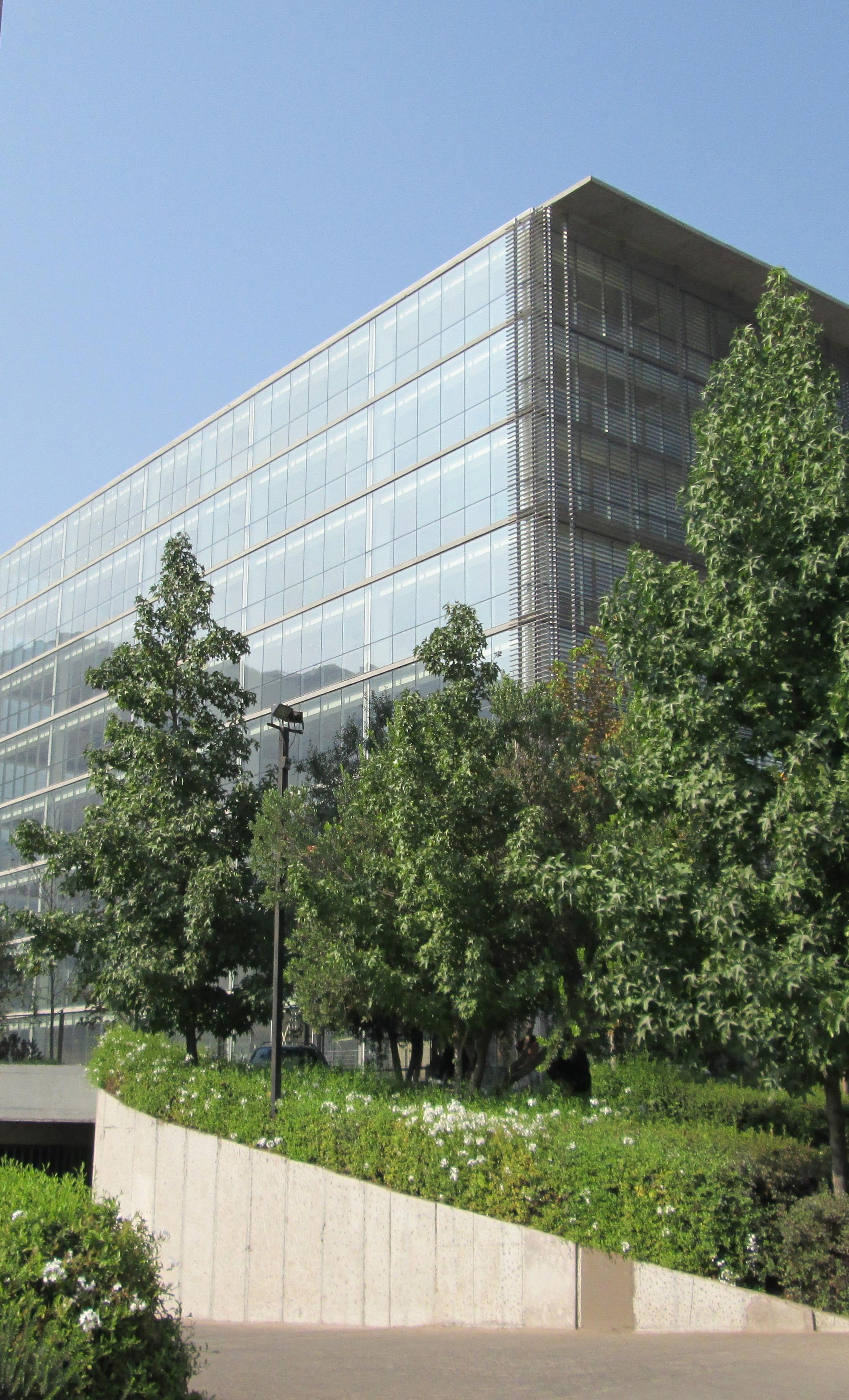 Proyecto Edificio Mistral