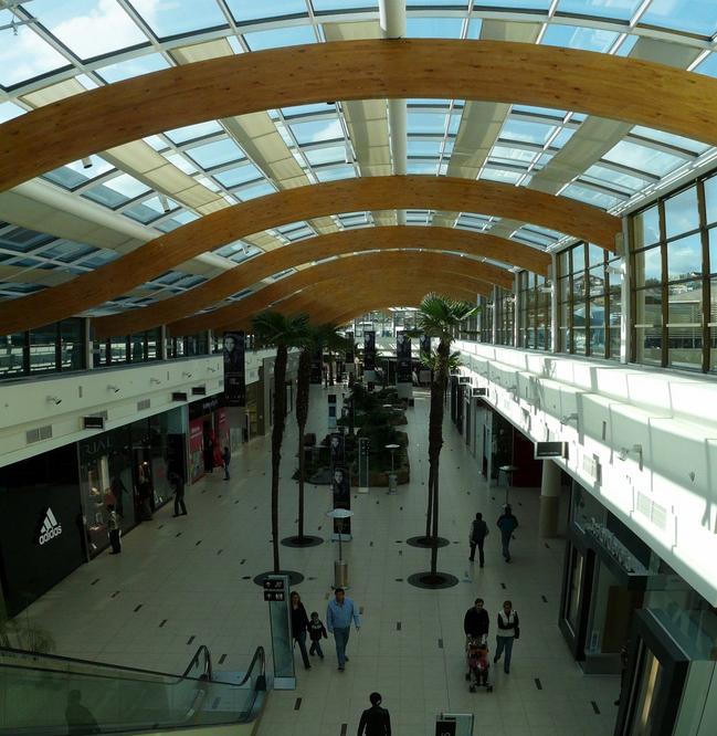 Proyecto Mall Plaza Trébol Concepción