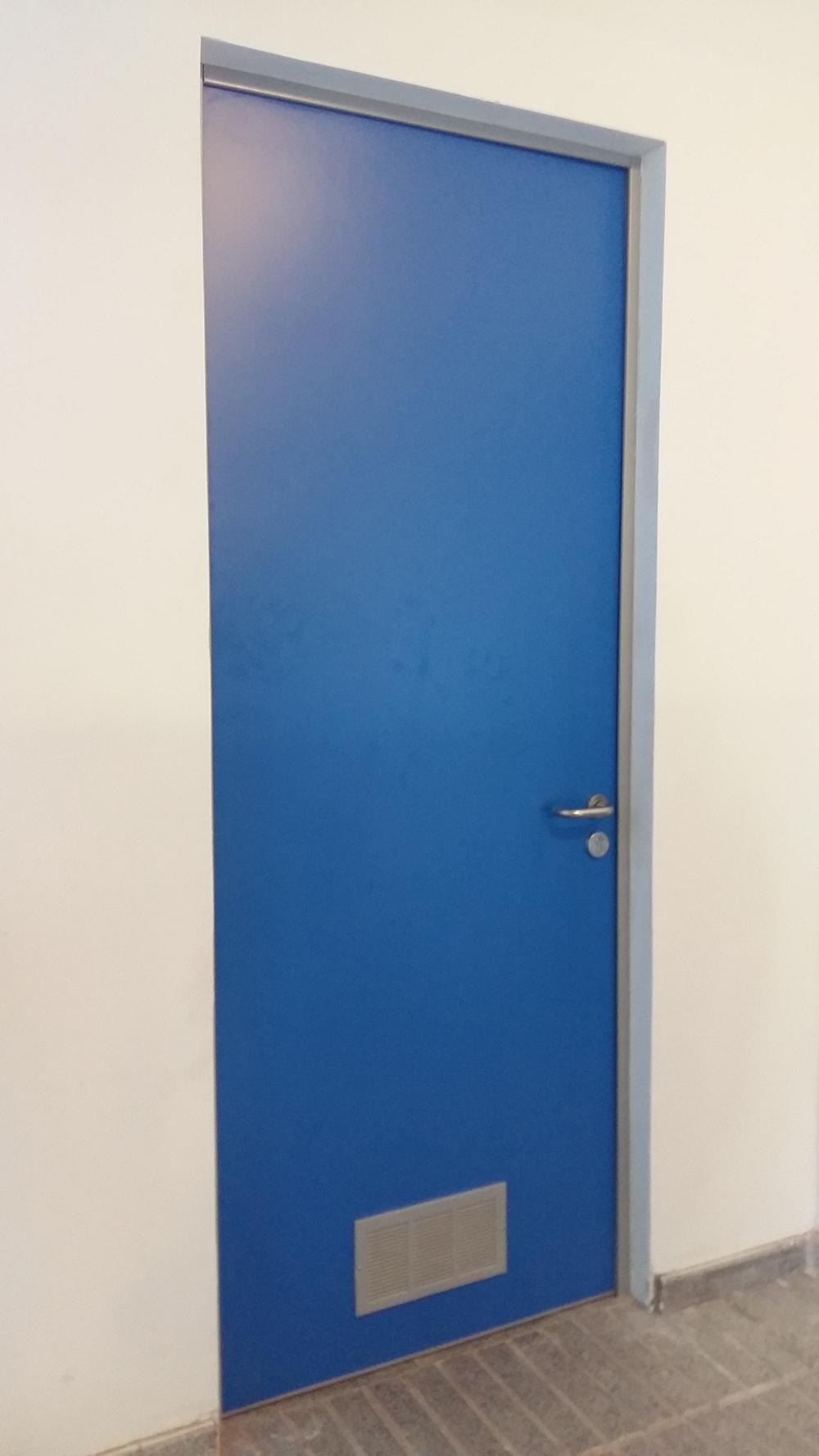 Puertas Cortafuego en el Colegio Alianza Francesa de Colina