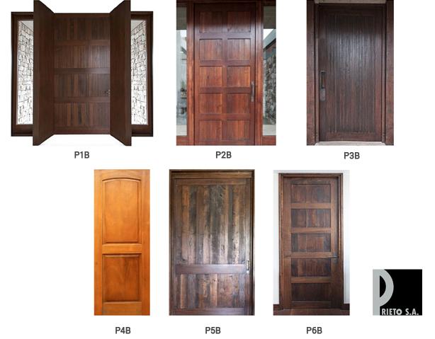 Puertas de Madera 2015