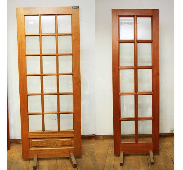Puertas de madera