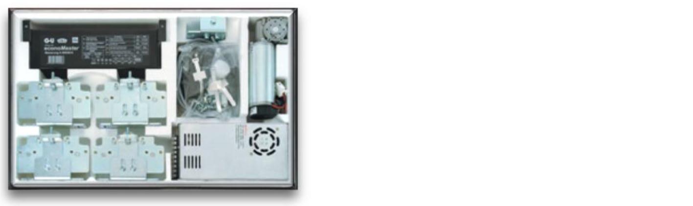 Puertas deslizantes automáticas