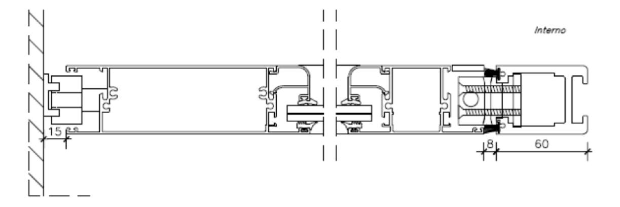 Puertas deslizantes automáticas para vías de escape o evacuación  G-U