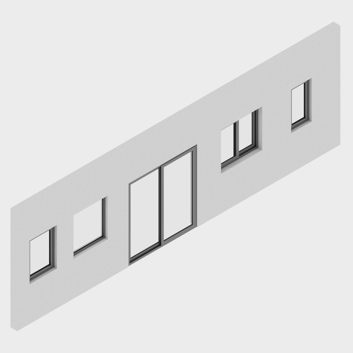 Rahmen Linea Quiebre termico