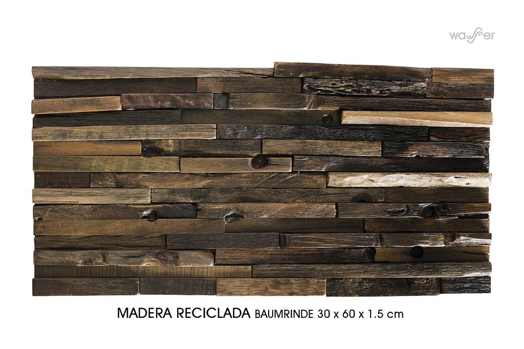 Revestimiento - Insertos de Madera