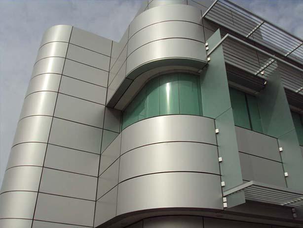 Revestimiento Aluminio Compuesto Alumat