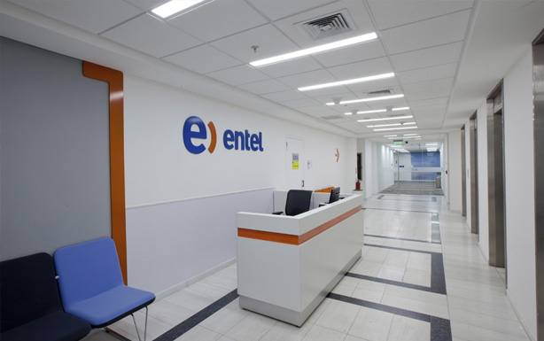 Salas Flexibles en ENTEL