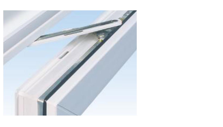 Sistema Oscilo-Paralelos para ventanas de PVC