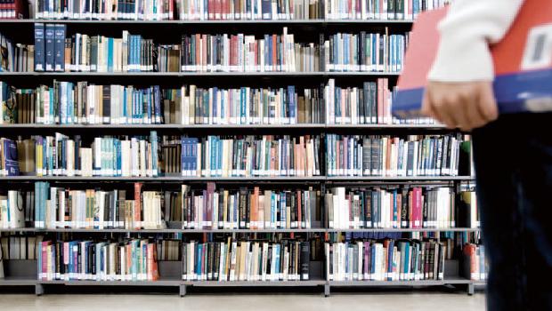 Sistema de Estanterías para Bibliotecas