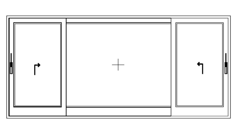 Sistemas de herrajes para Corredoras Elevadoras de PVC