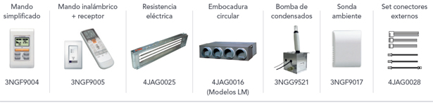Split Conductos Inverter Fujitsu Media Presión LM