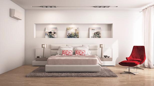 Split Muro Inverter Fujitsu LLCC