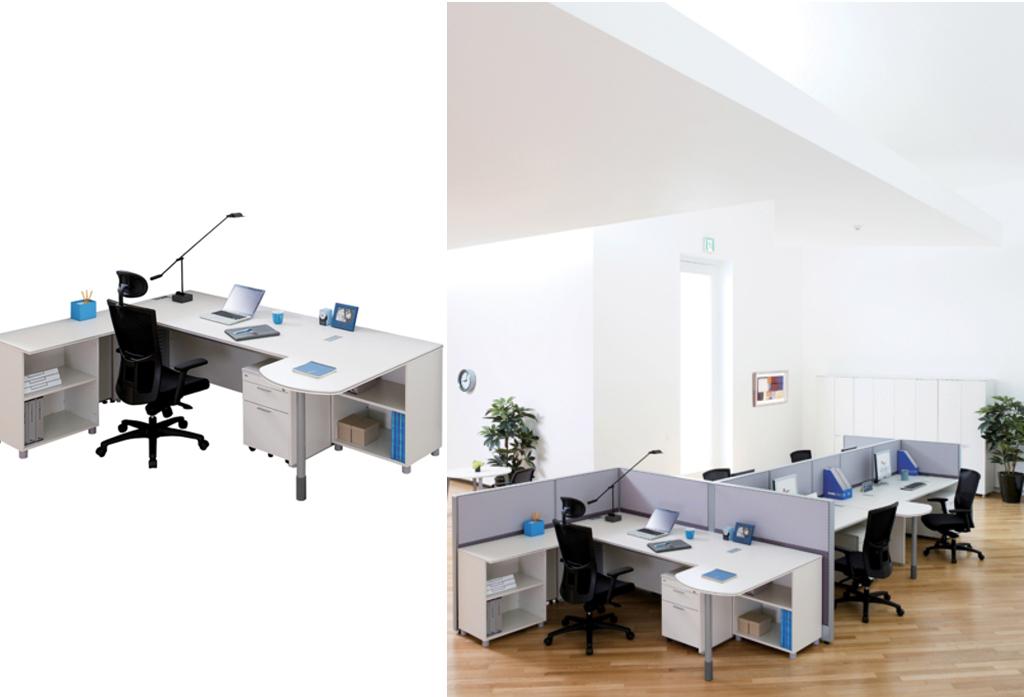 Supertech Sistema de espacio de trabajo