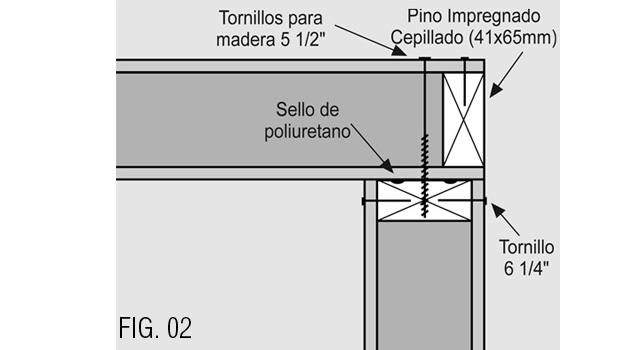 Térmico estructural LP PanelSip