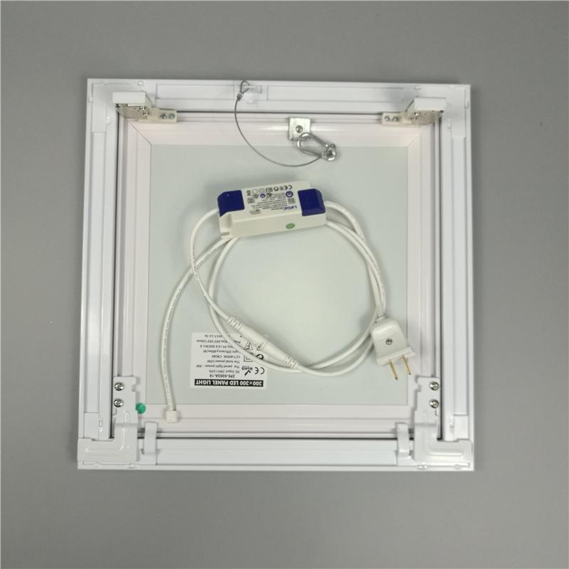tapa de inspección con iluminación led exterior