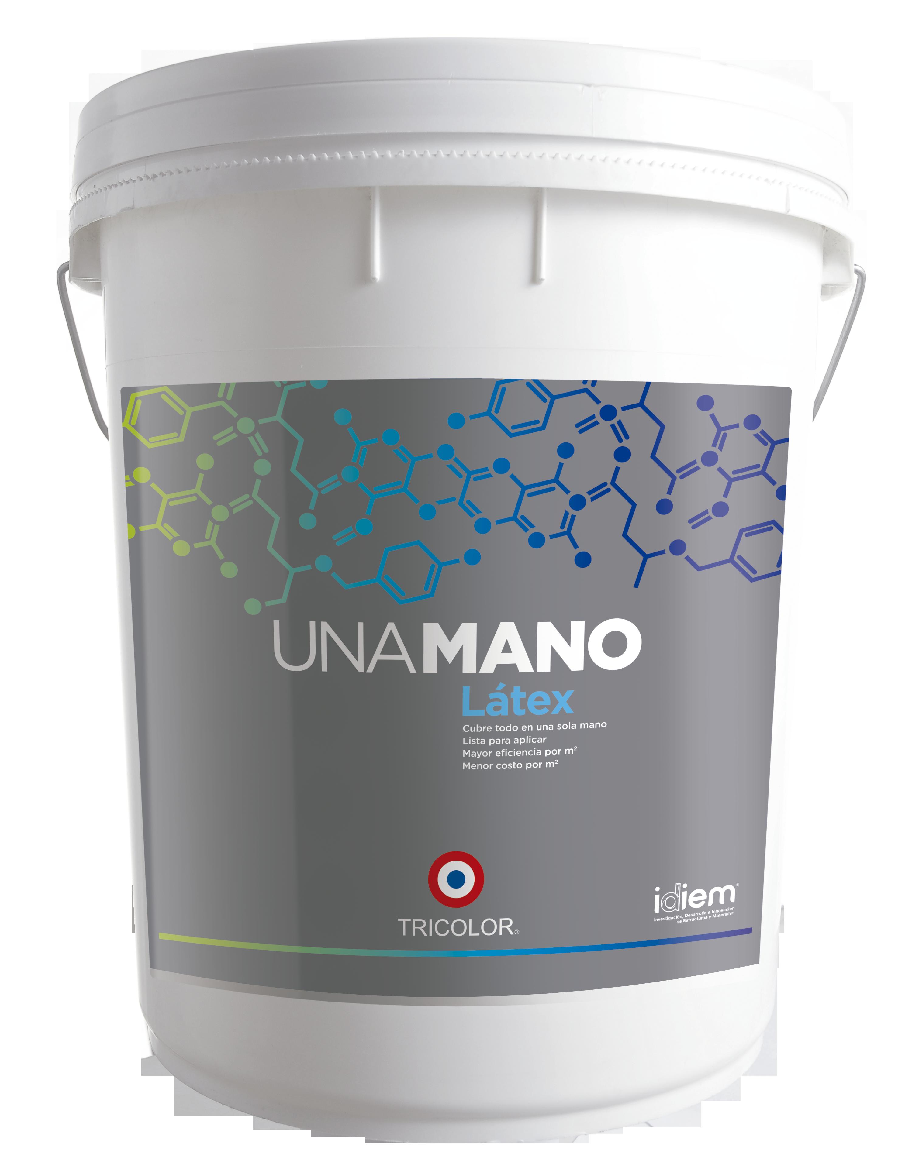 Latex Una Mano - Tricolor