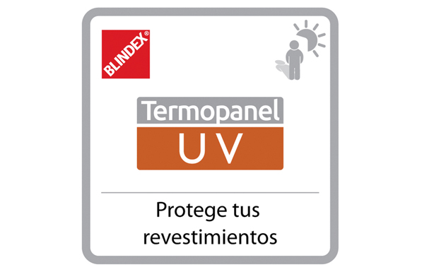 Termopanel UV