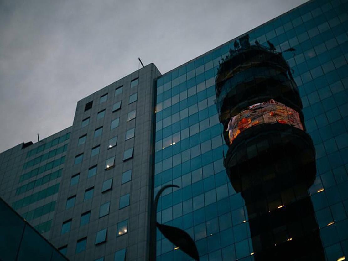 Torre Entel cuenta con Pantallas LED de LEDStudio