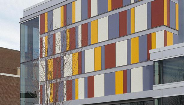 Trespa® Meteon® Placas para fachadas que inspiran, funcionan y perduran