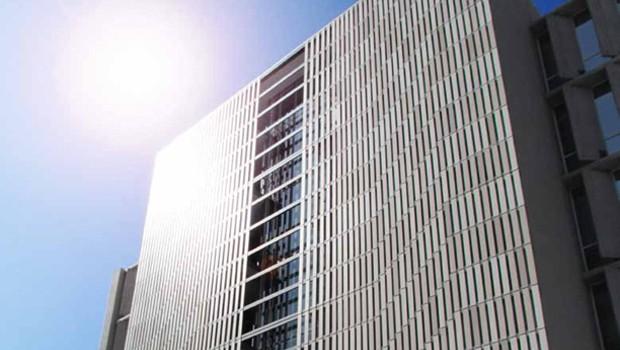Trespa® Meteon® en Edificio Vitra