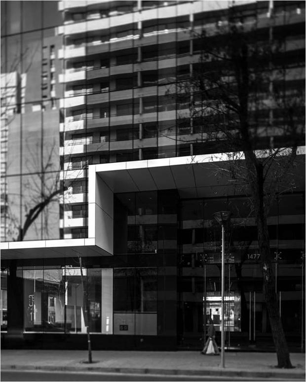 Trespa® en Edificio Nueva Mackenna