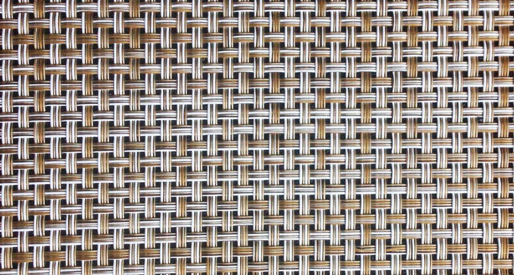 alfombra vinilica tejida