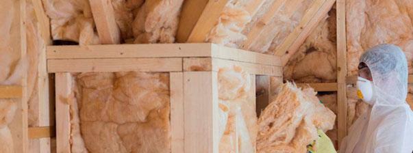Lana de vidrio libre para cubiertas, tabiques y muros. ADS Chile.