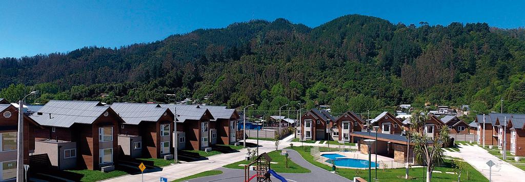 Condominio Alto Castaño - Perfil PVC Los Andes