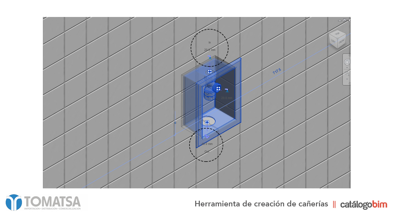 Mono Kit empotrable lavadora
