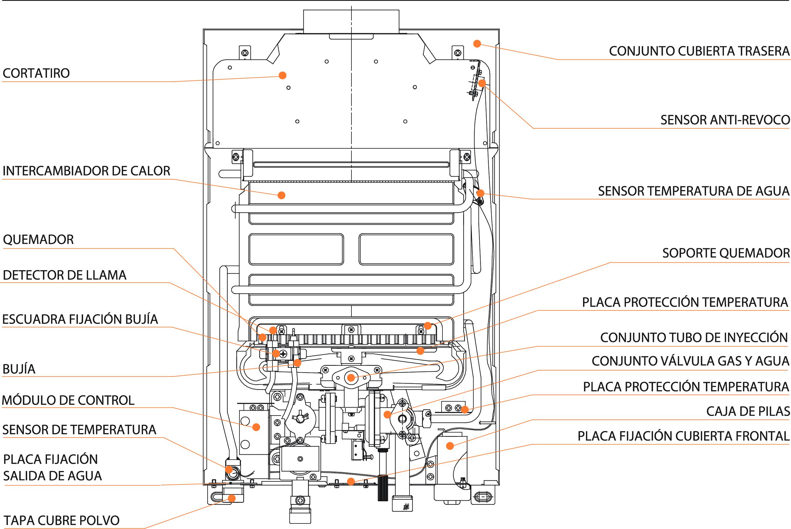 componentes interior vitality 10