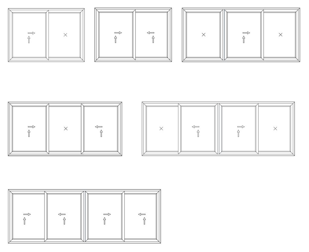 Perfil PVC-Zenia aperturas