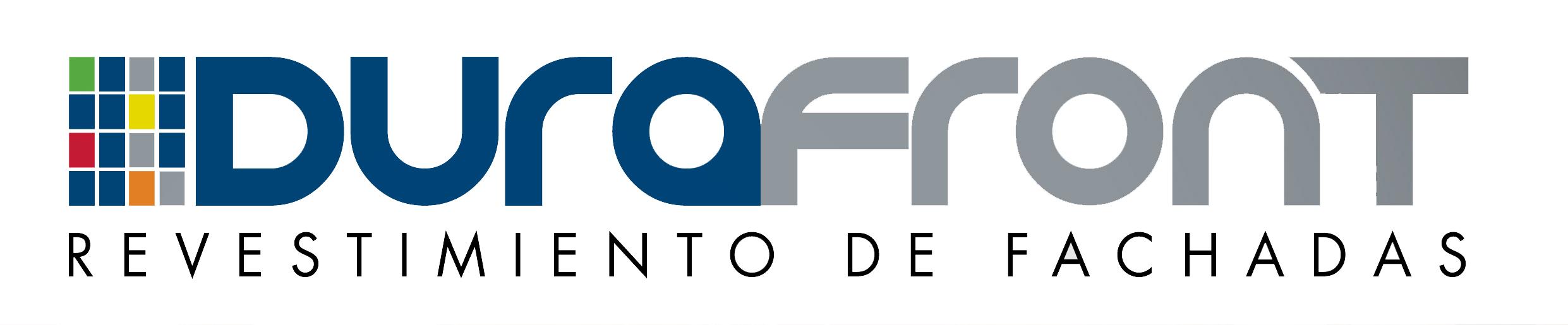 logotipo durafront soluciones constructivas