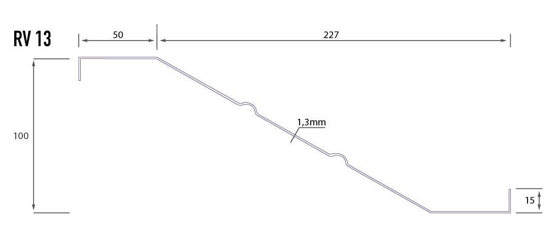 perfil celosía - Paramento Design