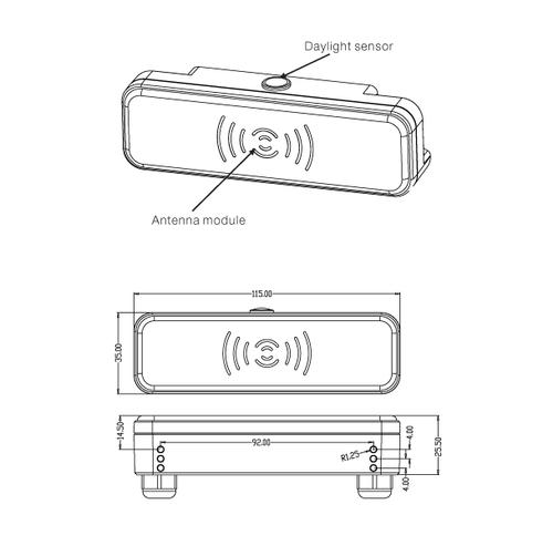 esquema sensor exterior 1