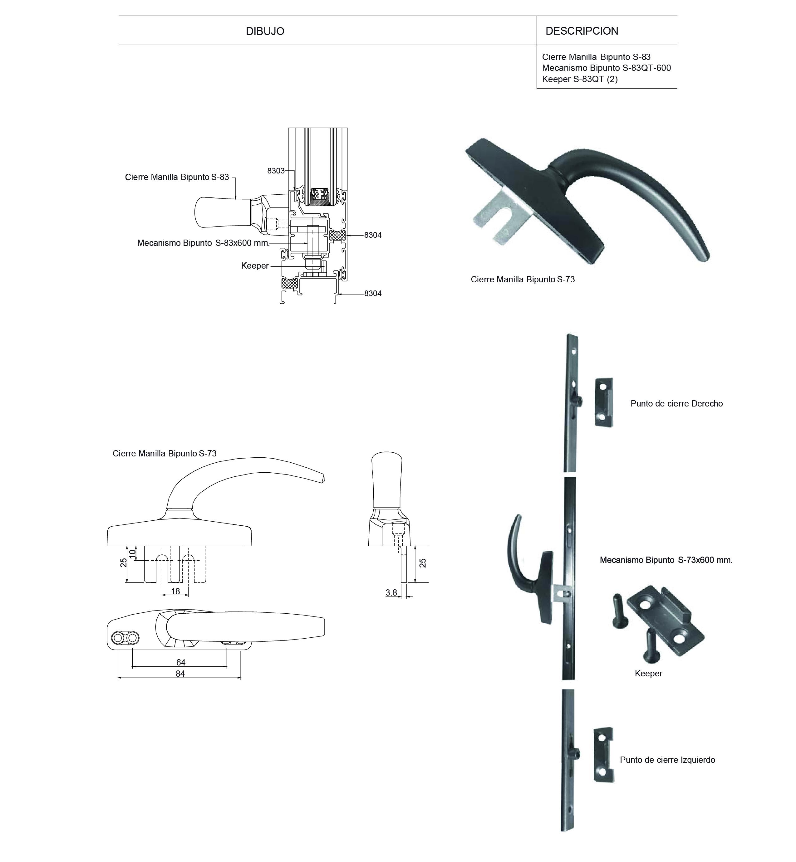 esquemas 3 accesorios homologados superior 83qt