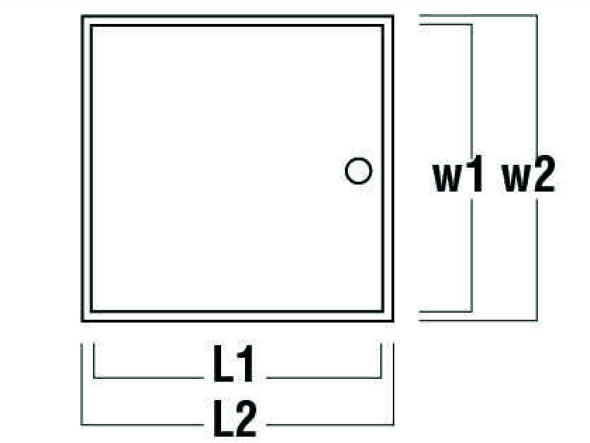 esquema tapa registro acustico skyhouse