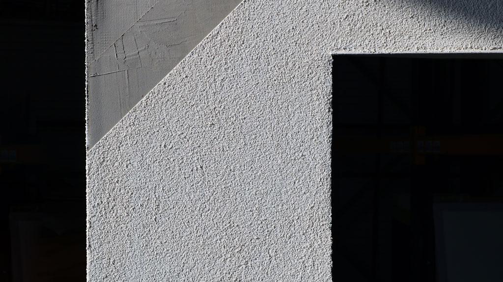 Revestimiento texturado Textura Finish - Tricolor