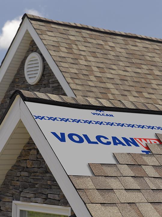 Volcanwrap techo - Volcan