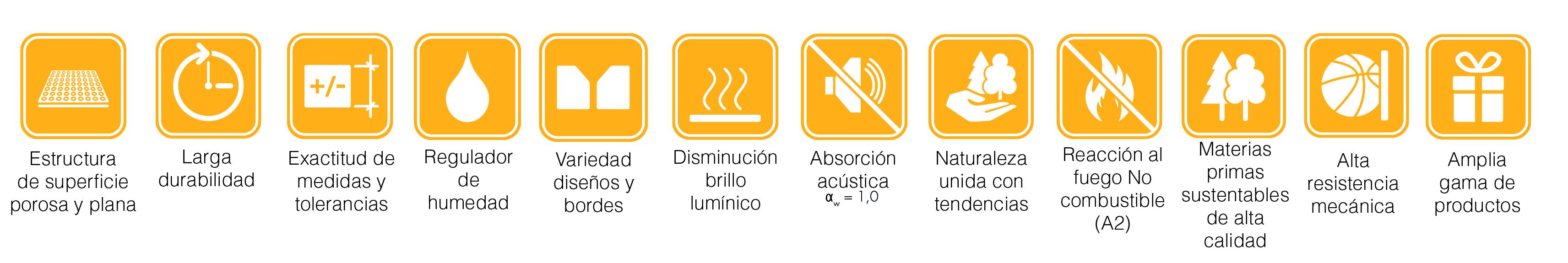 iconos ventajas producto heradesign knauf