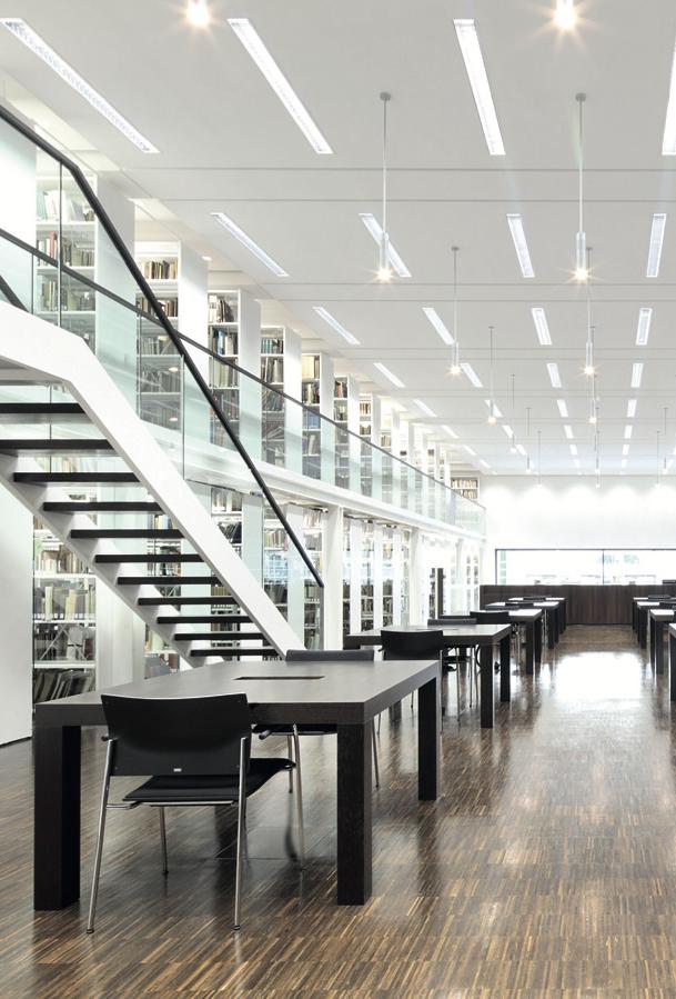 iluminación para espacios de educación - Disys
