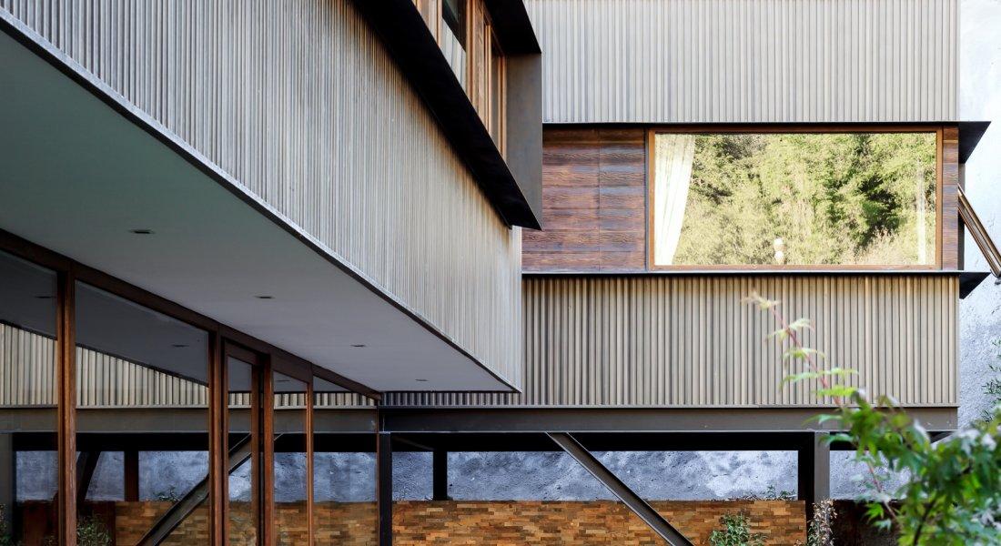 Revestimiento para fachadas - Quadroline 30x15