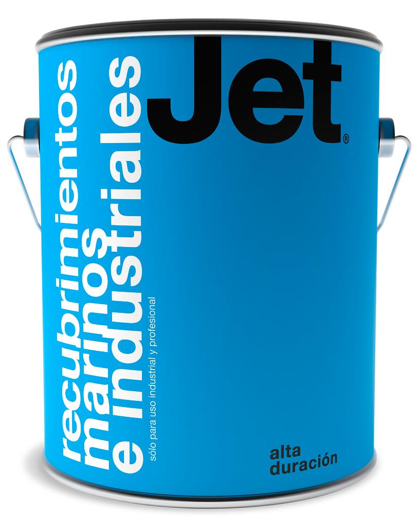 Jet thermoplastic trafic