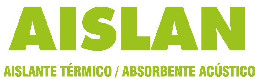logotipo aislan lana mineral
