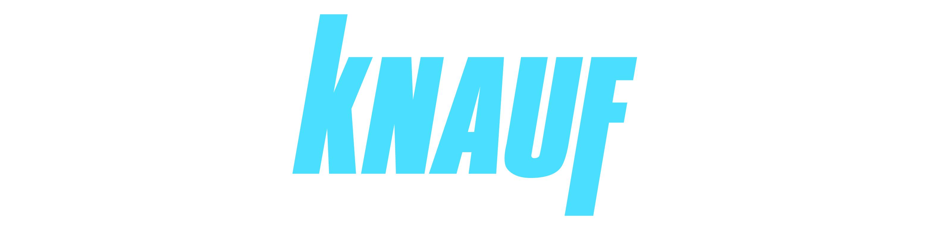 logotipo knauf